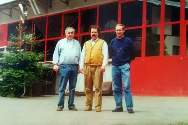 1986 Inizio Attività Silcon Plastic - Val di Zoldo