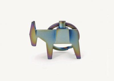 (04) PVD Estetico / Aesthetic PVD - Silcon Plastic - Val di Zoldo