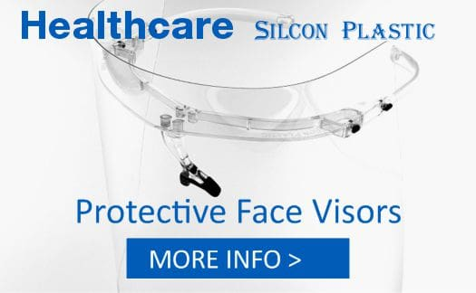 Banner Healthcare by Silcon Plastic