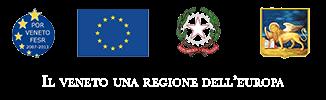 Logo Veneto una regione dell'Europa